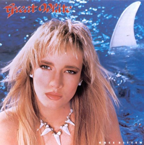 Original album cover of Once Bitten by Great White