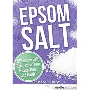 Epsom salt diy epsom salt recipes for your health home for Epsom salt in french