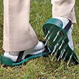 Lawn Aerator Shoes - Improvements