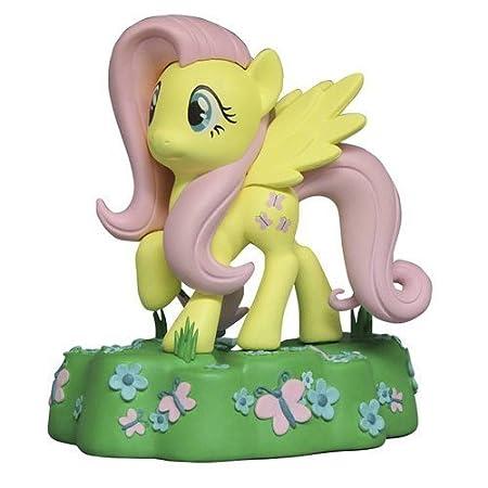 Diamond Select Toys My Little Pony Friendship is Magic: Fluttershy Vinyl Bank Figure by Diamond Select Toys