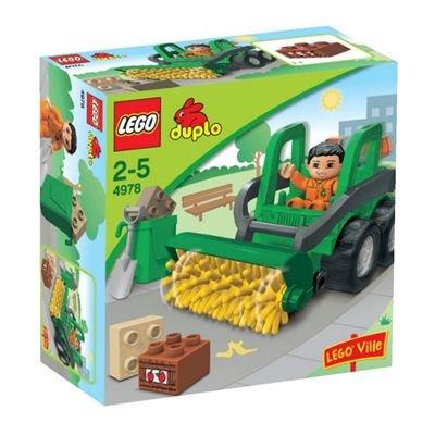Lego-Duplo-4978-Straenkehrmaschine