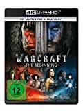 DVD & Blu-ray - Warcraft: The Beginning  (4K Ultra HD) (+ Blu-ray)