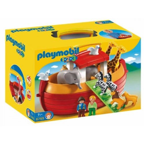 PLAYMOBIL 1.2.3 Noahs Ark