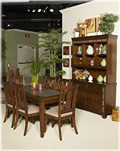 Amazon.com - Dining Room Hutch by Ashley Furniture - China Cabinets