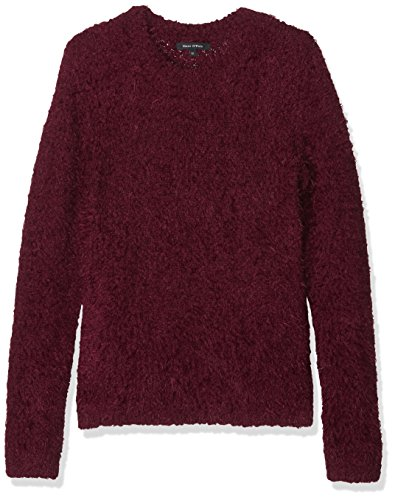 Marc O' Polo Kids Pullover 1/1 Arm, Felpa Bambina, Rot (Burgundy|Red 2761), 14 Anni