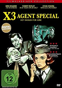 X3 Agent Special