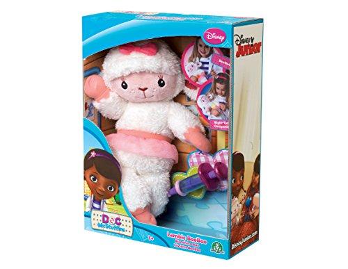 Giochi Preziosi - Lambie Boo-Boos Peluche, 30 cm