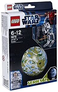 Lego Star Wars - 9679 - Jeu de Construction - AT-ST & Endor