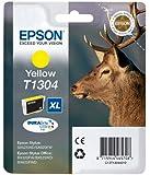 Epson T1304 Tintenpatrone Hirsch, Singlepack, gelb