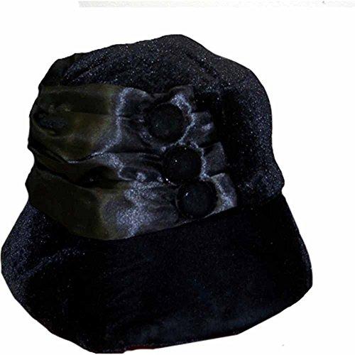Rubie's Costume Black Velvet Hat - 1
