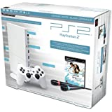 Sony Playstaton 2 Singstar Bundle - Ceramic White - PlayStation 2