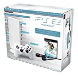 PlayStation 2 SingStar Bundle – Ceramic White