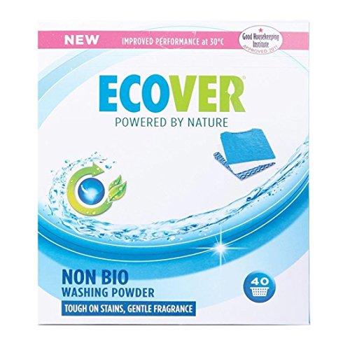 Ecover | Washing Powder - Non Bio Conc | 3 x 3KG