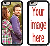 iZERCASE Personalized Custom Picture Phone Case iPhone 6, iPhone 6S, iPhone 6, iPhone 6S PLUS, iPhone 5, iPhone 5S, iPhone 5C, iPhone 4, iPhone 4S Rubber Case YOUR IMAGE HERE YOUR PICTURE HERE
