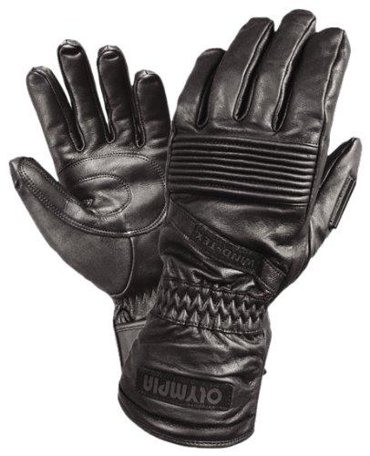 Olympia 4355 Ladies All Season Gloves (Black, Small)