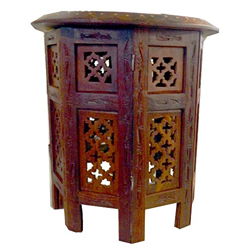 side-table-with-octagonal-foot-40cm-carving-sheesham-wood-india-decoration-furniture
