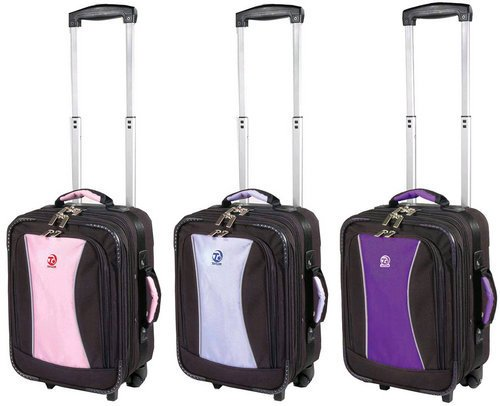 Taylor Bowls Mini Trolley Case Travelling Bag
