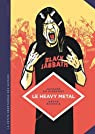 La petite bédéthèque des savoirs, Tome 4 : Le heavy metal, de Black Sabbath au Hellfest par Bourhis