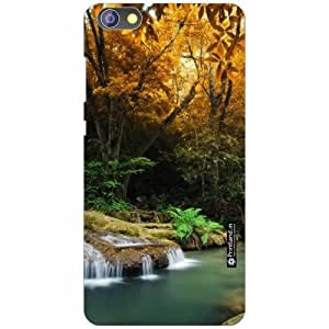 Printland Back Cover For Huawei Honor 4X - Silicon Scenic Designer Cases