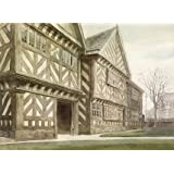 Slade Hall, Manchester, by Byron Dawson (Print On Demand)