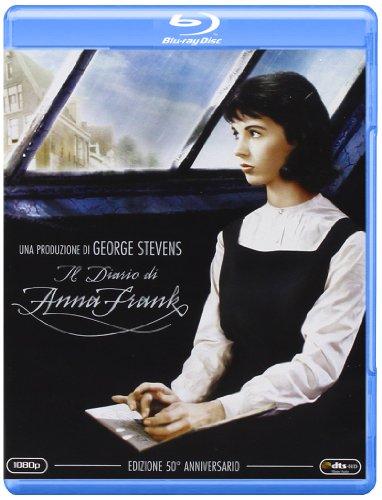 Il diario di Anna Frank(edizione 50' anniversario) [Blu-ray] [IT Import]