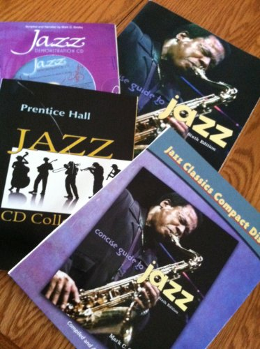 Concise Guide Jazz&clssc CDs&Ph Colltn&demo