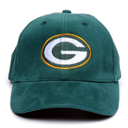 NFL Green Bay Packers LED Light-Up Logo Adjustable Hat from Lightwear