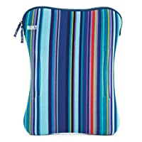 BUILT 16-Inch Neoprene Laptop Sleeve, Bowery Stripe
