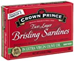 Crown Prince Two Layer Brisling Sardi...