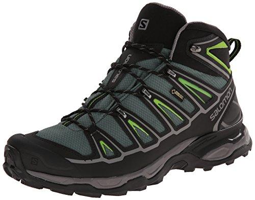 salomon-l37103200-botas-de-senderismo-para-hombre-verde-bettle-green-black-spring-green-43-1-3-eu