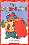Big Red Sled (Hello Reader! Level 1 (Sagebrush))