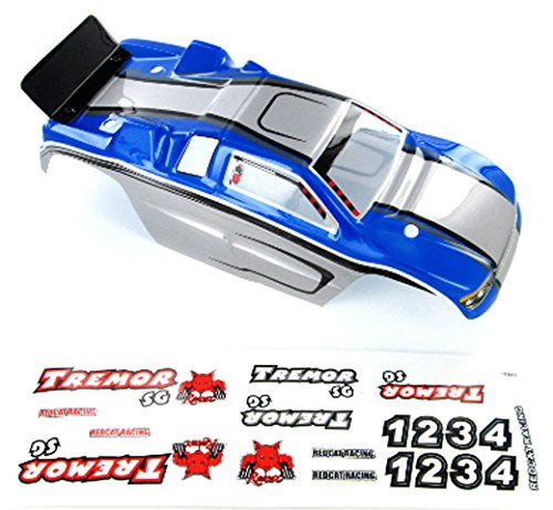 Redcat Racing Tremor SG Buggy Body, Blue