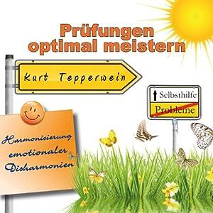 Prüfungen optimal meistern (Harmonisierung emotionaler Disharmonien) Hörbuch