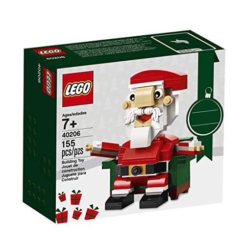레고 40206 산타 할아버지 155피스 키트 LEGO Holiday Santa 40206 Building Kit (155 Piece)