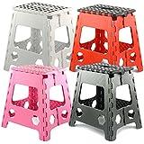 Large Folding Step Stool - 150kg Capacity