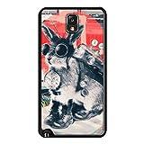 Coques-iPhone - Coque Lapin Time Traveller pour Samsung Galaxy Note III de Ali Gulec