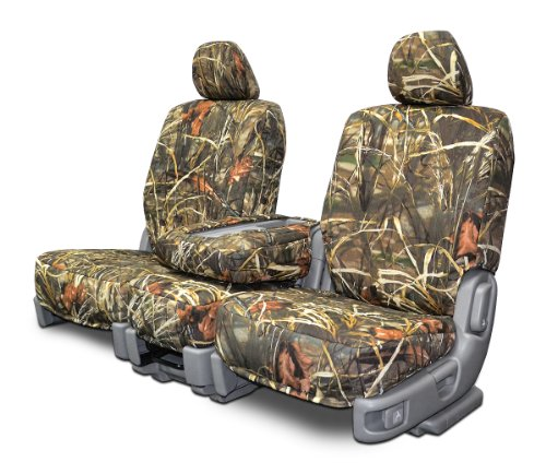 Custom Fit Seat Covers For Chevy/GMC Bench Style Seats - Advantage Max4 Camo (1998 Chevy Seat Covers compare prices)