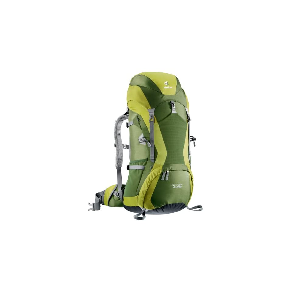 deuter damen rucksack act lite 45 10 sl pine moss 28 x. Black Bedroom Furniture Sets. Home Design Ideas