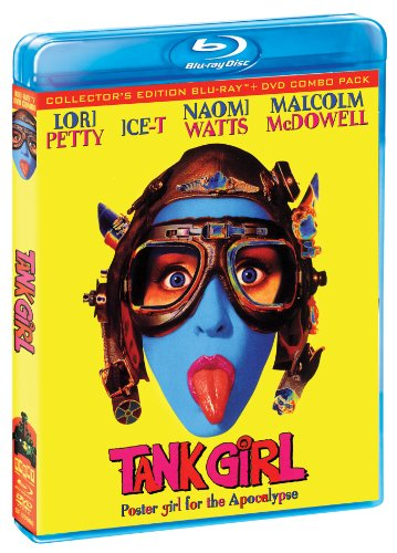 Tank Girl (Collector's Edition) [Bluray/DVD Combo] [Blu-ray]
