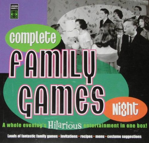 Complete Family Games Night