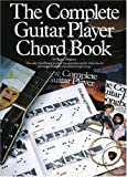 The Complete Guitar Player Chord Book Gtr Book Only