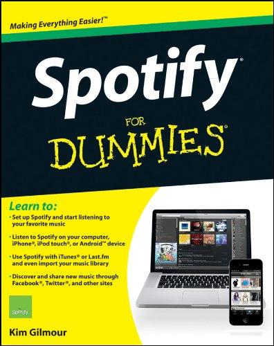 spotify-for-dummies