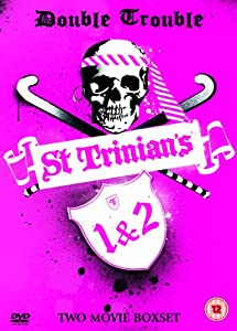 St Trinian's/St Trinian's 2 - The Legend Of Fritton's Gold [DVD]