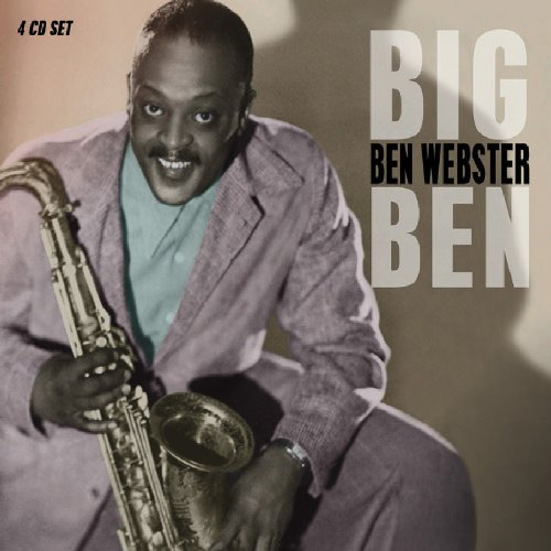 Big Ben by Ben Webster
