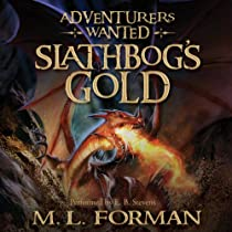 Adventurers Wanted Book 1 Audiobook M L Forman
