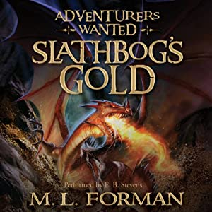 Adventurers Wanted, Book 1 Audiobook