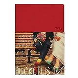 死ぬまでにしたい100のことを書くノート BUCKET LIST【レッド】 PN-01