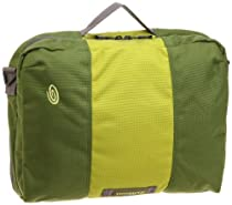 Timbuk2 Cubicle Messenger Bag, Algae Green/Sorbet Green/Algae Green, Medium