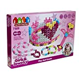 Fun And Creative DIY Jewelry Building Blocks Set For Children (Assorted Colors)