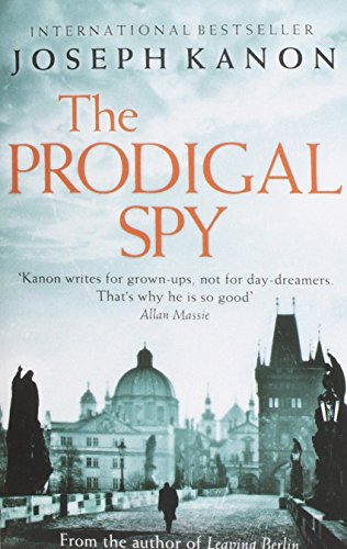 The Prodigal Spy front cover